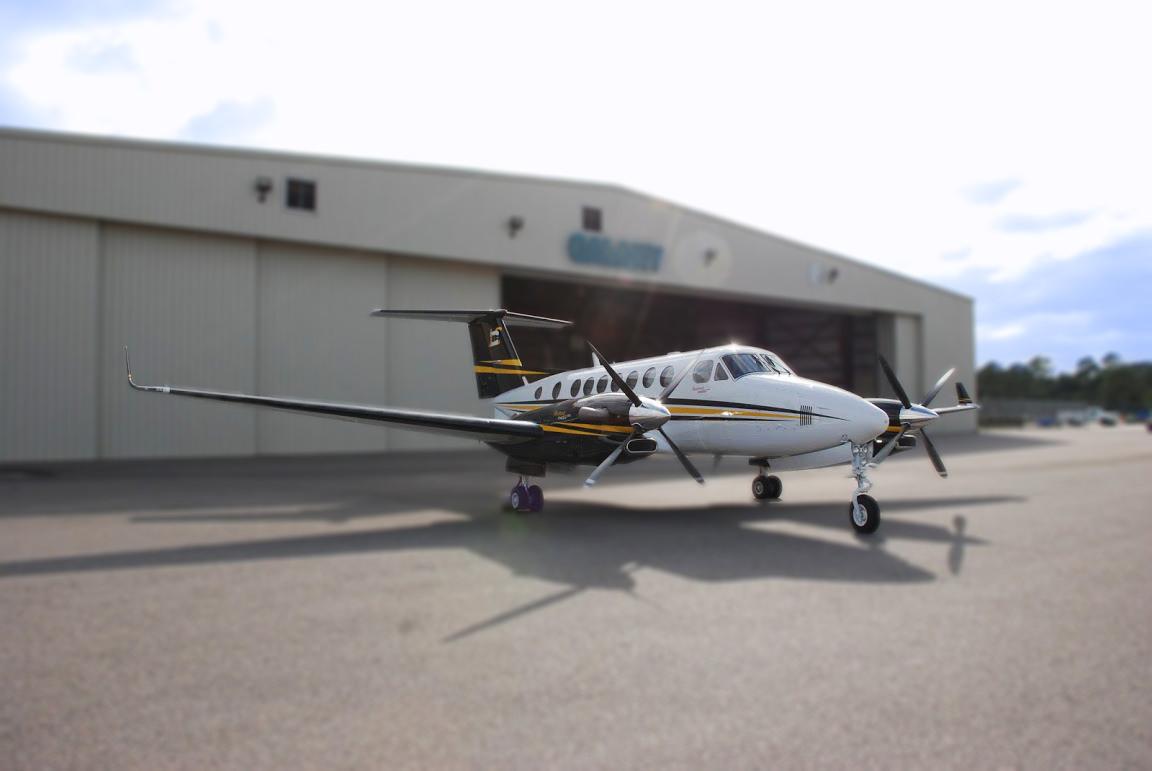 2013 King Air 350i FL-843 - 0001