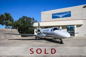 SOLD - 2000 Cessna Citation Bravo - 0005