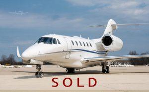 SOLD - 2012 Cessna Citation X - Exterior