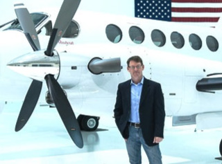 Wings Aviation CEO - Giles Ashe